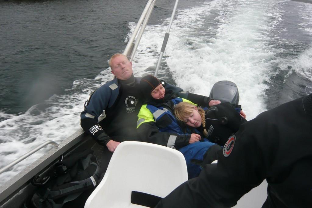 traette-dykkere