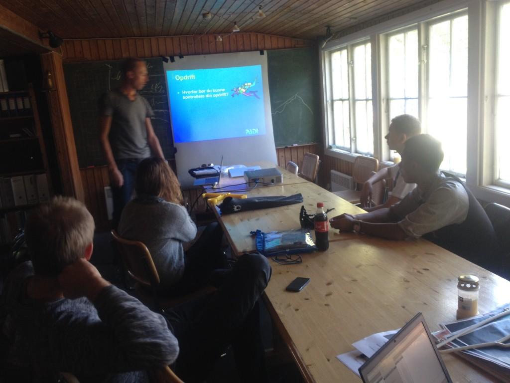 Open Water Dykkerkursus i BioDyk!