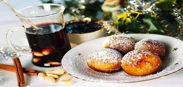 Biodyks traditionelle Jule Gløgg og æbleskiver