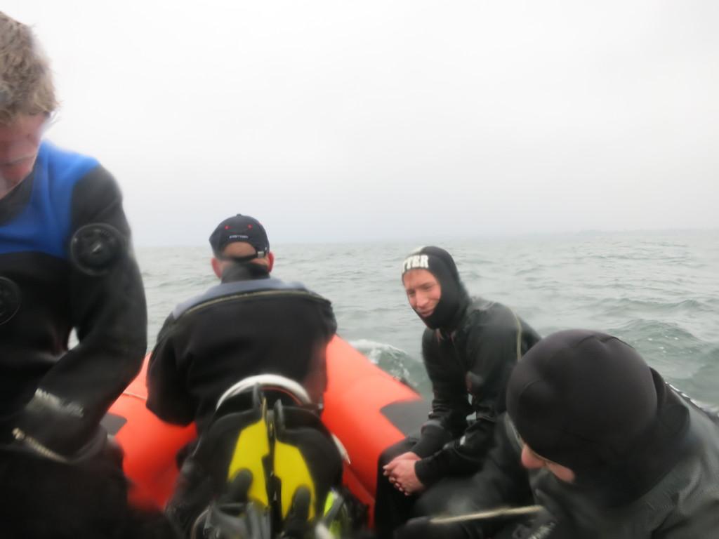 05-02 2017 Prammen og dyk efter hummer + lysestager